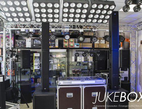 Les marques distribuées par Juke Box castres