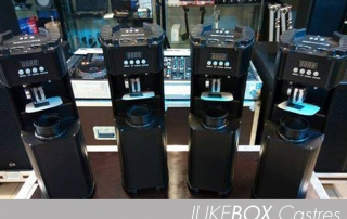 Vend scan led 25 w Jukebox castres