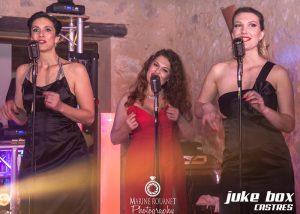 Groupe chanteuses mariage Le Castelet Tarn.