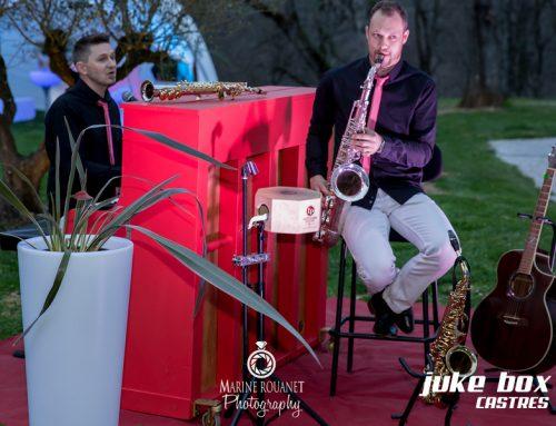 Musiciens mariage Le Castelet