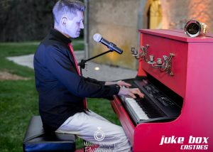 Pianiste mariage Le Castelet