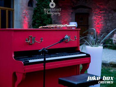 Piano mariage Le Castelet
