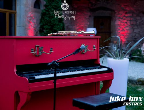 Piano mariage Le Castelet – Marine Rouanet Photography